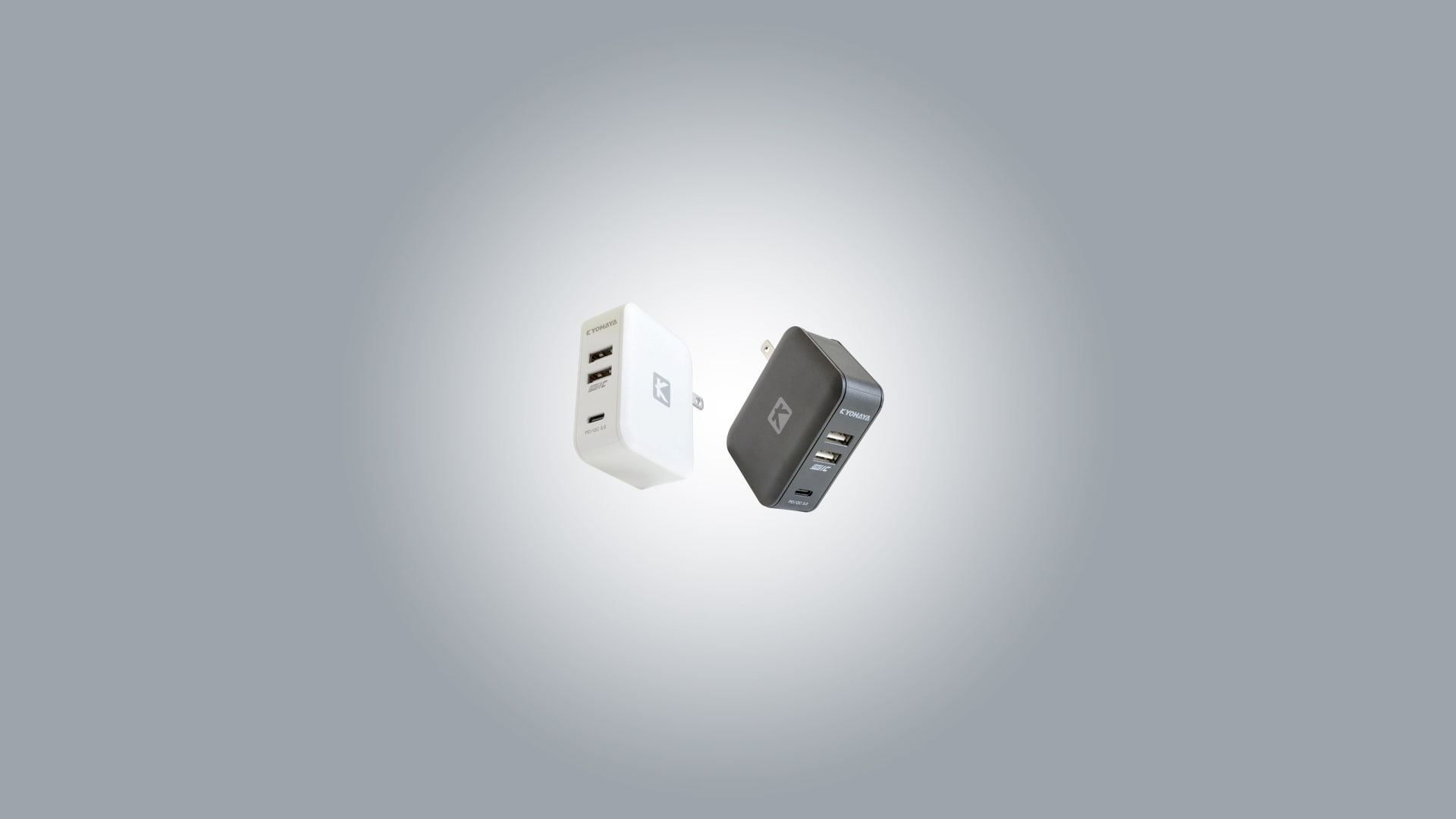 USB充電器 PD/QC対応 30W | CHARGE GEAR QUICK POWER 30